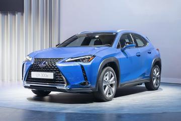 Complete prijslijst Lexus UX 300e bekend