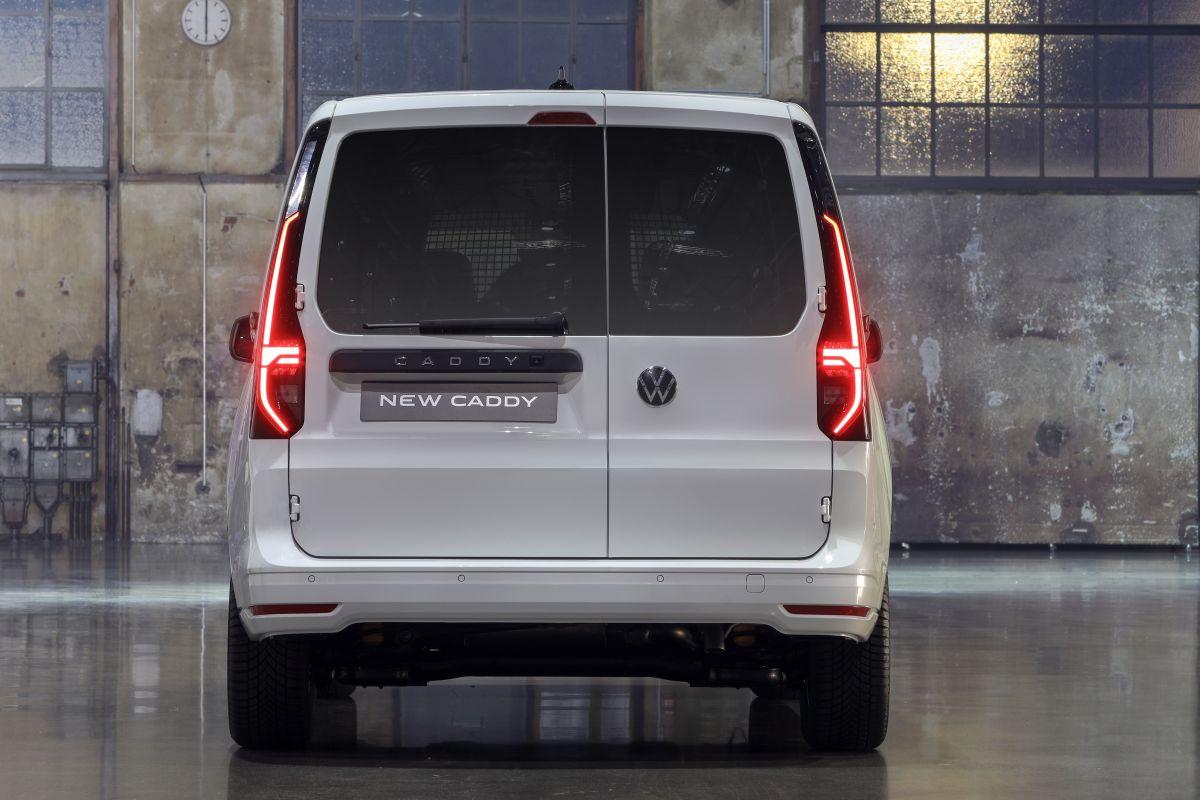 Volkswagen Caddy mKV (2020) 28