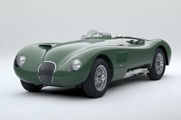 Jaguar gaat C-type opnieuw bouwen