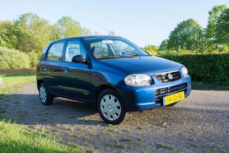Verrassend Suzuki Alto 1.1 GLS (2002) review - AutoWeek.nl HH-22