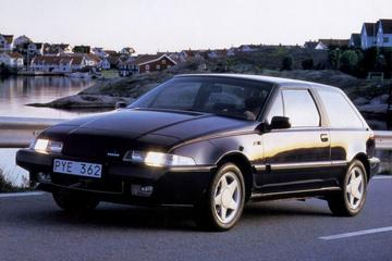 Volvo 480 Turbo (1989)