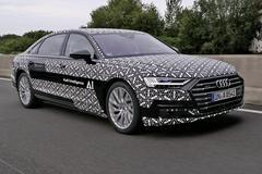 Audi A8 AI Staupilot