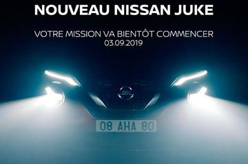 Stickerloze Nissan Juke beter in beeld