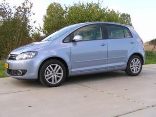 Volkswagen Golf Plus 1.6 TDI 105pk BlueM. Techn. Highline (2010)