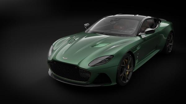 Aston Martin DBS 59 gepresenteerd