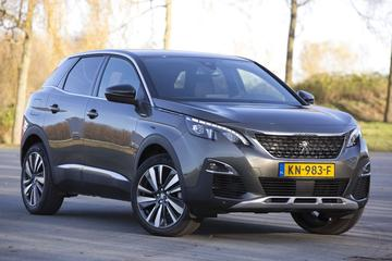 Productie Peugeot 3008 noodgedwongen gestaakt
