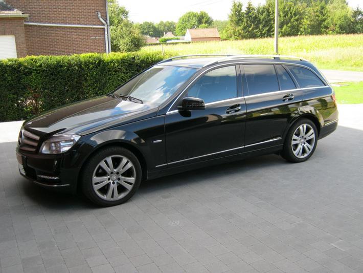 Mercedes-Benz C 200 CDI BlueEFFICIENCY Estate Avantgarde (2010)