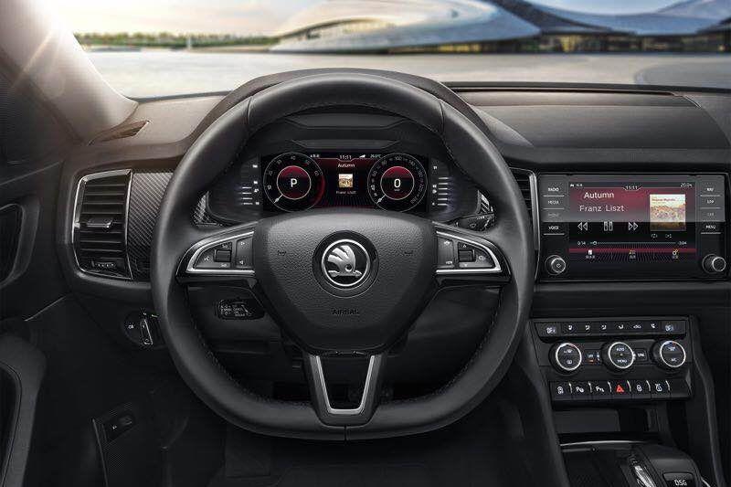 Škoda Kodiaq GT (2019) 6