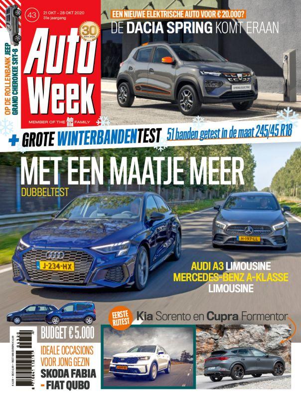 AutoWeek 43 2020