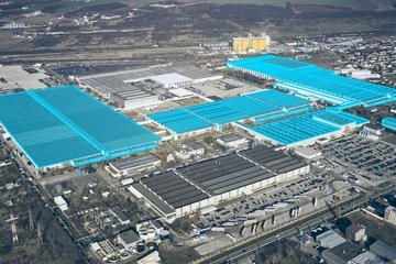 Ford investeert in fabriek Roemenië voor elektrische bestelauto
