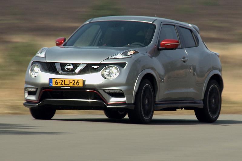 Nissan Sunny GTi-R ontmoet Juke Nismo RS