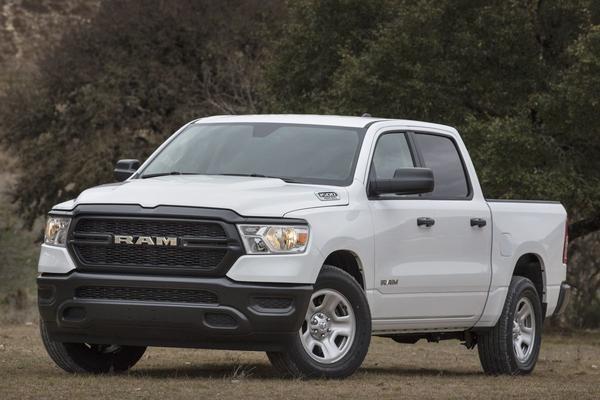 Ram 1500 Tradesman gepresenteerd