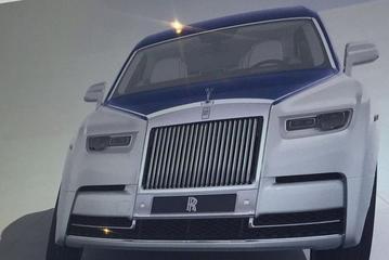 Is dit de nieuwe Rolls-Royce Phantom?
