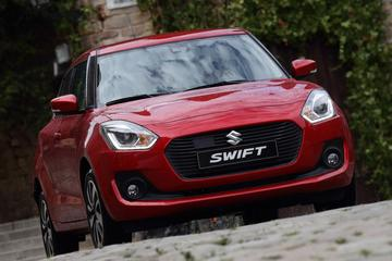 Suzuki presenteert vierwielaangedreven Swift Allgrip