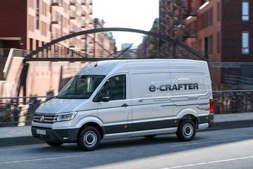 Basisprijs Volkswagen e-Crafter flink gekelderd