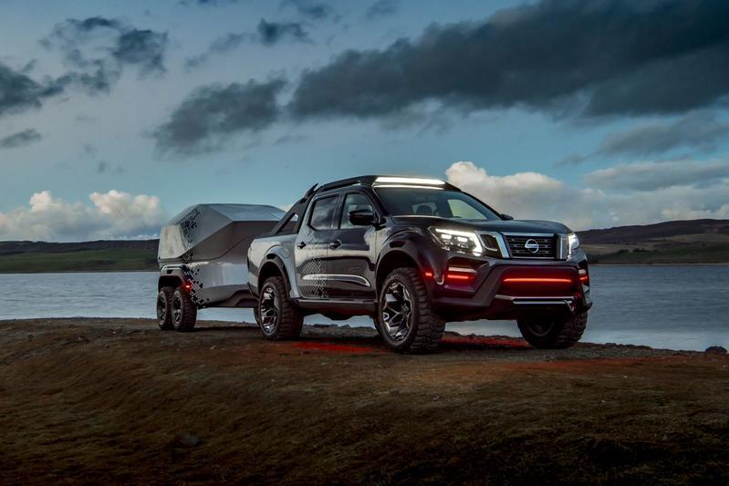 Nissan onthult de Navara Dark Sky Concept