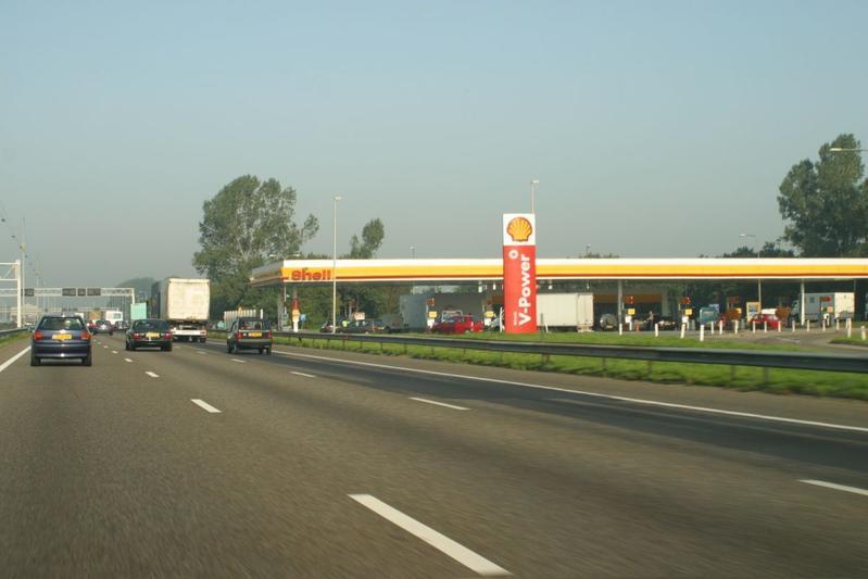 Shell bezorgt brandstof alleen bij bedrijven