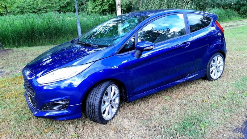 Ford Fiesta 1.0 EcoBoost 125pk ST Line (2017)