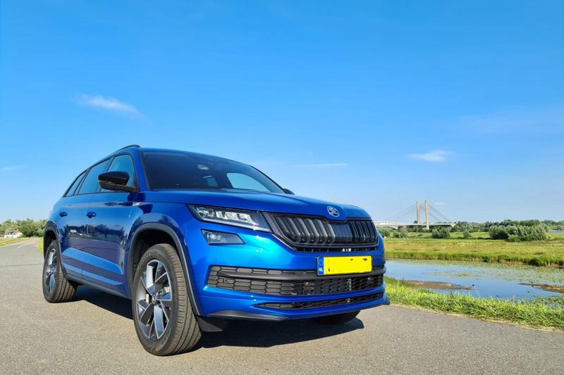 Skoda Kodiaq 1.5 TSI Greentech ACT Sportline Business (2020)