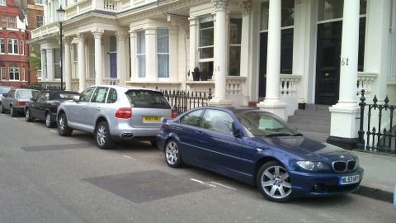 BMW 318Ci Executive (2003)
