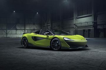 McLaren presenteert 600LT Spider