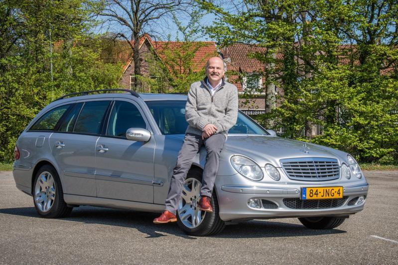 Youngtimer Mercedes-Benz E-klasse