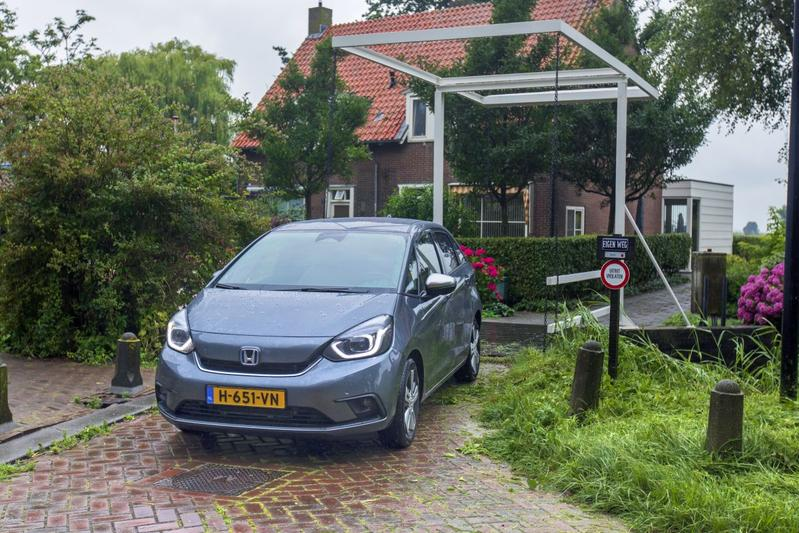 Honda Jazz 1.5 Hybrid Executive - Test