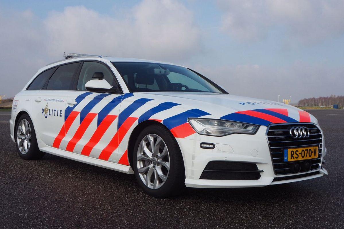 Nieuwe Politie Audi Vanuit Alle Hoeken Autonieuws