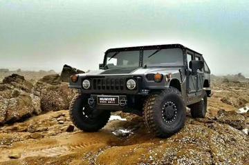 Humvee krijgt tweede leven