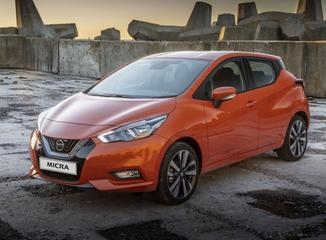 Nissan Micra I-GT 90 N-Connecta (2018)