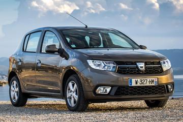 Dacia Sandero TCe 90 Bi-Fuel Lauréate (2018)