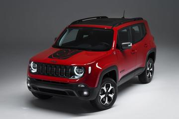 Jeep presenteert zijn eerste plug-in hybrides