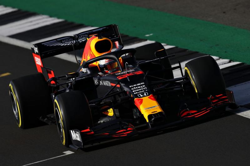 Red Bull Racing F1 RB16 Max Verstappen