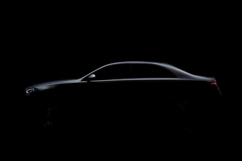 Mercedes-Benz S-klasse teaser