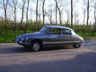 Citroën Citroen DS 19 Pallas Hydraulique (1965)