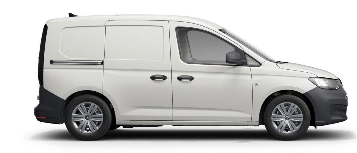 Volkswagen Caddy Cargo en Caddy Cargo Maxi