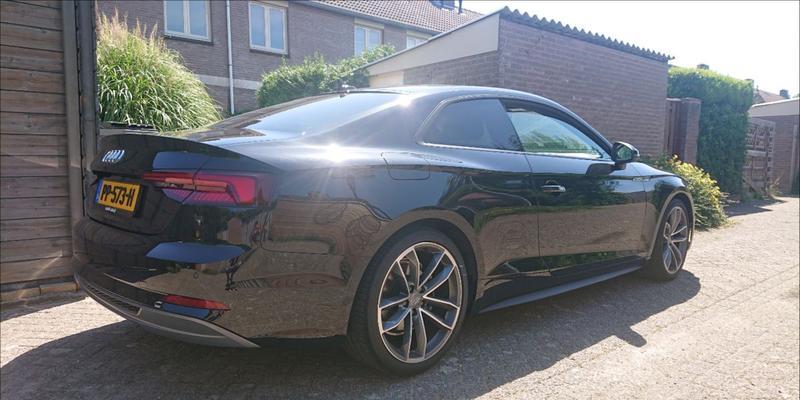 Audi A5 Coupé 2.0 TDI 190pk sport (2017)