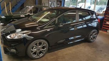 Ford Fiesta 1.0 EcoBoost 100pk ST Line (2018)