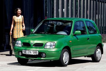 Facelift Friday: Nissan Micra (K11)
