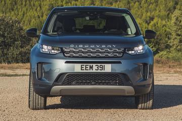 Facelift Friday: Land Rover Discovery Sport