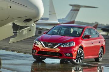 Nissan Sentra ondergaat facelift