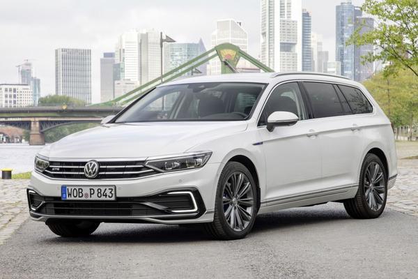 Volkswagen Passat GTE ontvangt prijskaartjes