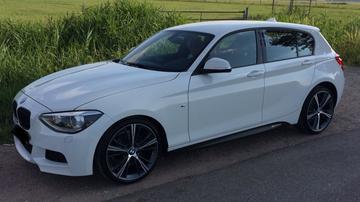 BMW 116i High Executive (2014)