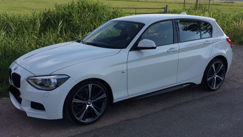BMW 116i High Executive (2014)