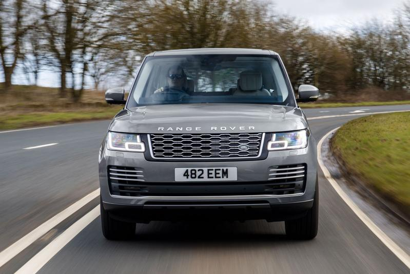 Land Rover Range Rover mild hybrid
