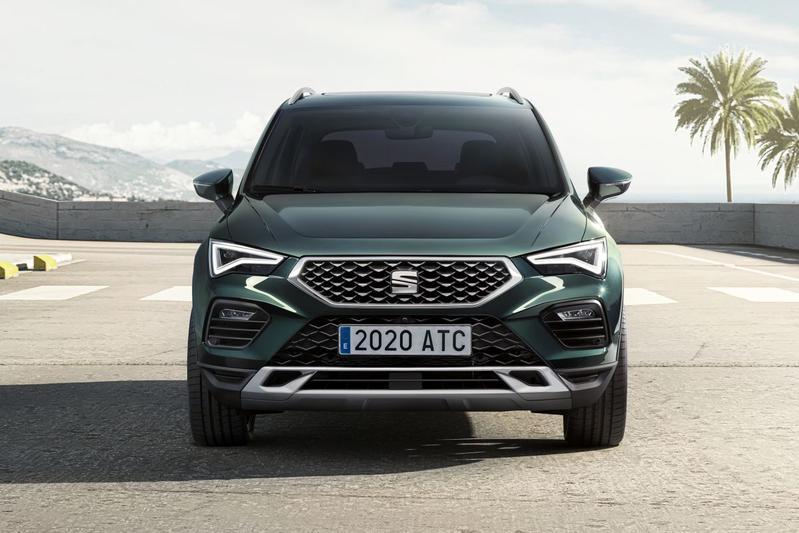 Seat Ateca facelift 2020