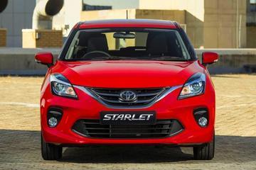Ook Toyota Starlet keert terug!