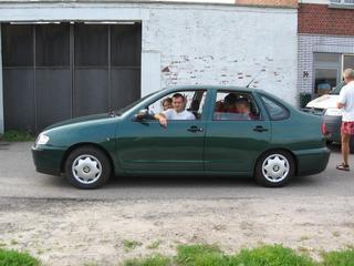 Seat Cordoba 1.9 SDi Stella (2000)