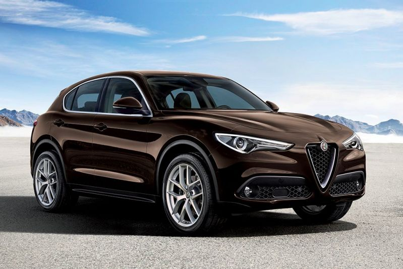 nieuwe instapdiesel voor alfa romeo stelvio. Black Bedroom Furniture Sets. Home Design Ideas