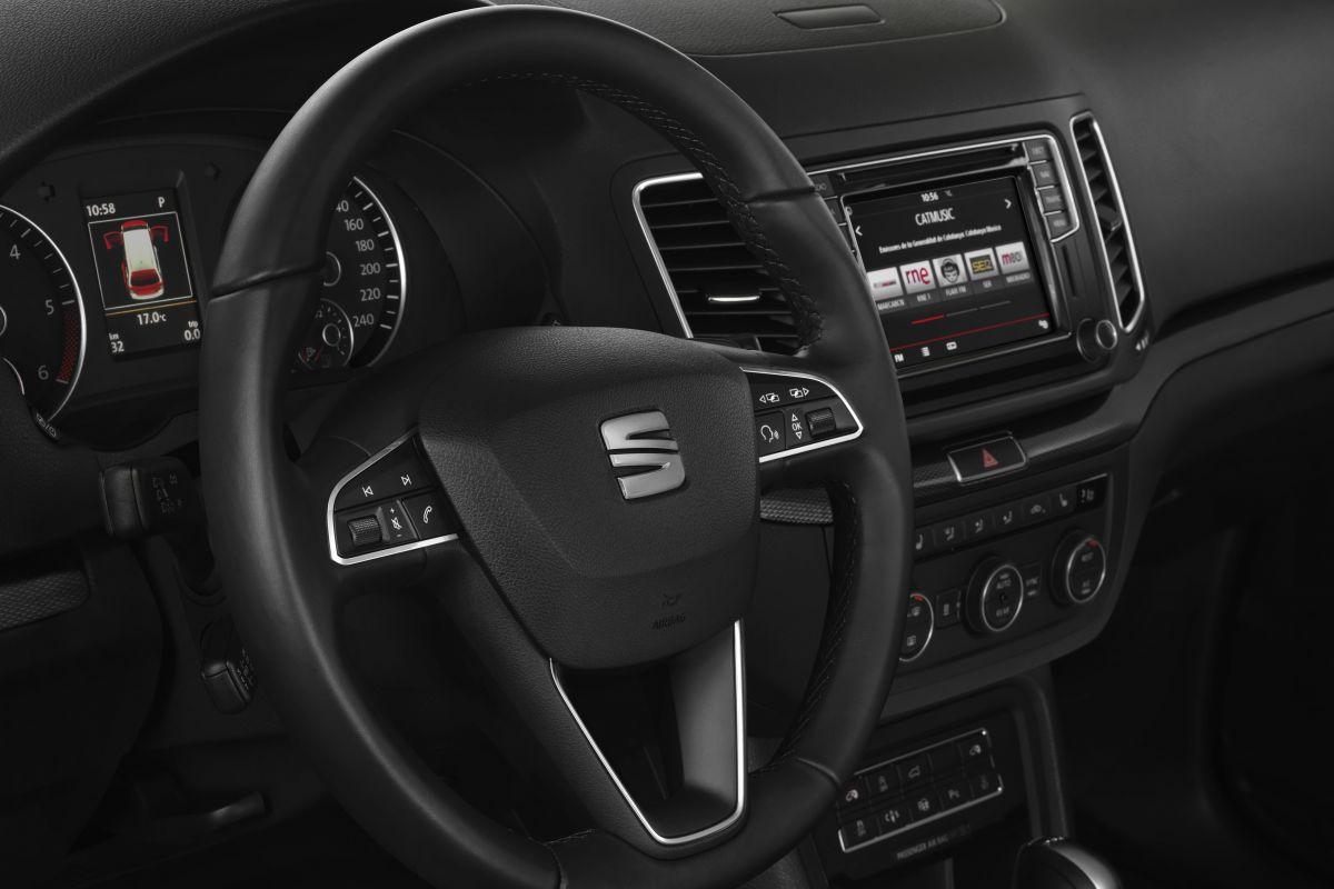 SEAT Alhambra Facelift (2015) 14